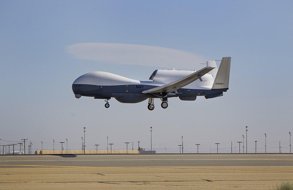 Eine Drohne diesen Typs wurde abgeschossen